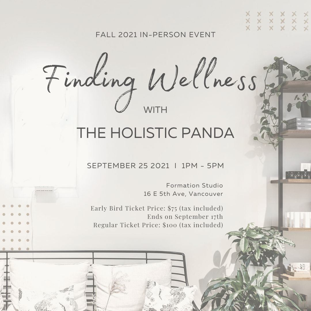 Finding Wellness with The Holistic Panda