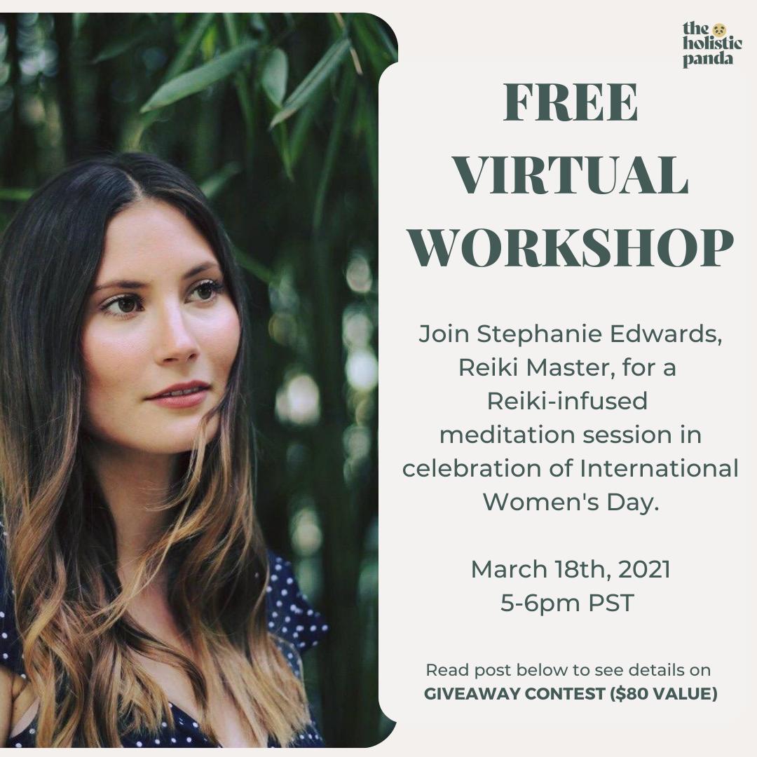 Reiki-Infused Meditation Workshop