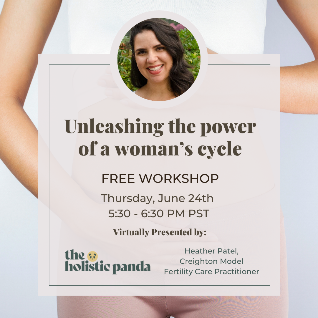 Unleashing the power of a woman's cycle